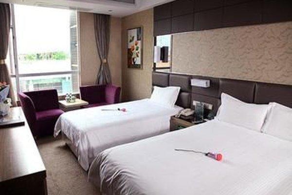 GreenTree Alliance Shenzhen Shekou Sea World Hotel - фото 4