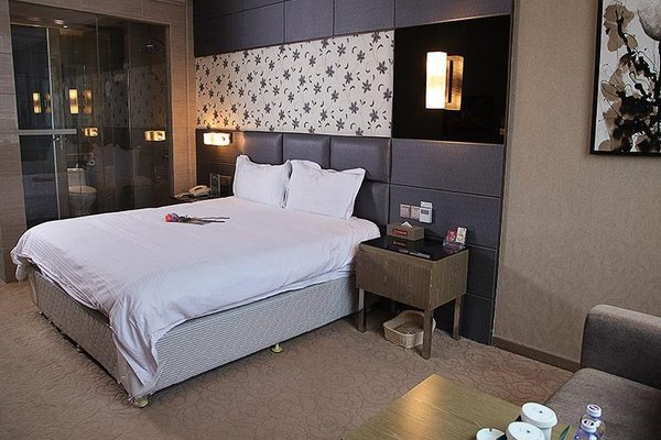 GreenTree Alliance Shenzhen Shekou Sea World Hotel - фото 5