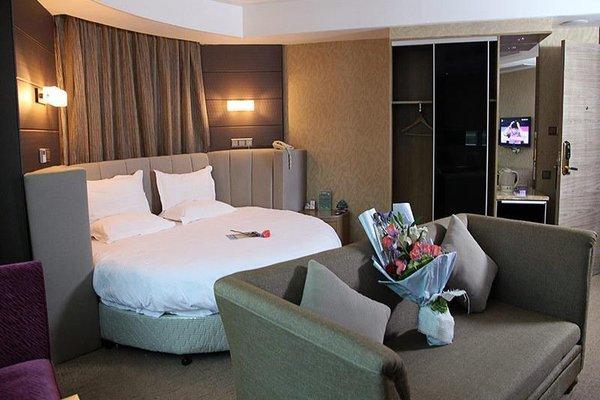 GreenTree Alliance Shenzhen Shekou Sea World Hotel - фото 6