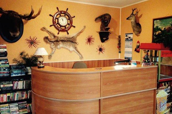 База Экологического Туризма Третники - фото 12
