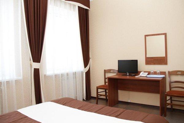 Отель Апрель Мамадыш - фото 10