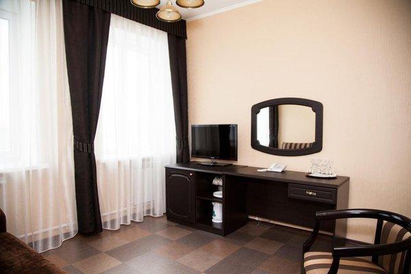Отель Апрель Мамадыш - фото 11