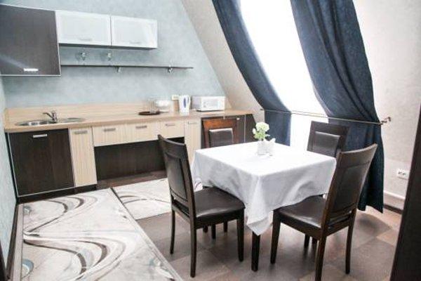 Отель Апрель Мамадыш - фото 18