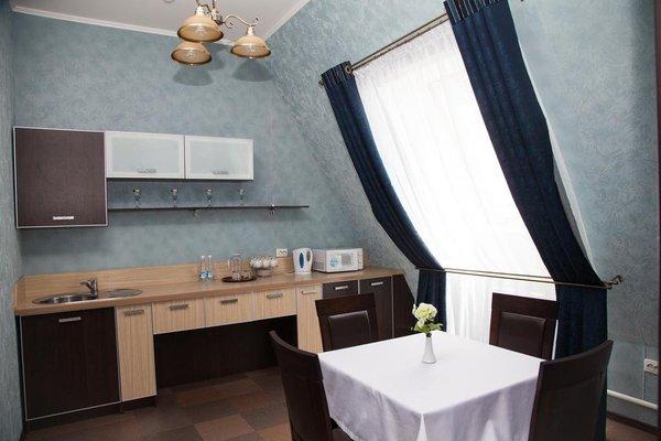 Отель Апрель Мамадыш - фото 19
