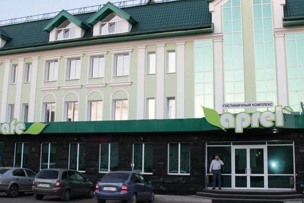 Отель Апрель Мамадыш - фото 22