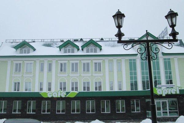 Отель Апрель Мамадыш - фото 23