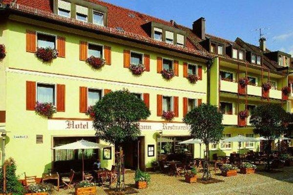 Hotel Wilder Mann - 22