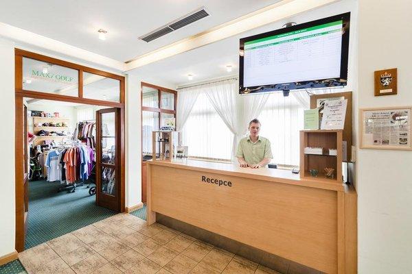 Golf Hotel Austerlitz - 10