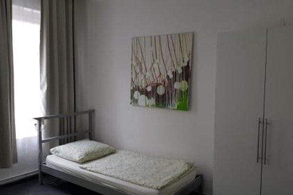 Bedpark Altona Pension - фото 11