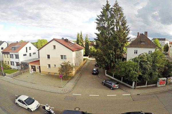 City Hostel Regensburg - фото 9