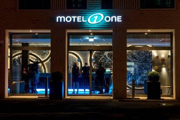 Motel One Munchen-Olympia Gate - 22