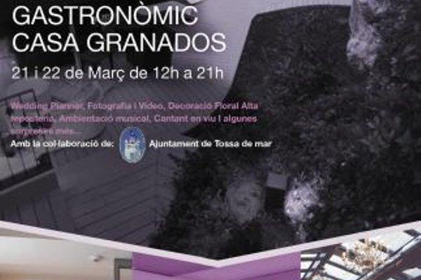 Boutique Hotel Casa Granados - фото 15