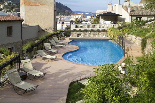 Boutique Hotel Casa Granados - фото 19