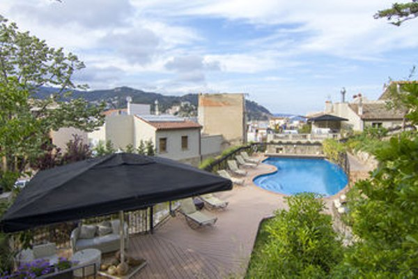 Boutique Hotel Casa Granados - фото 22