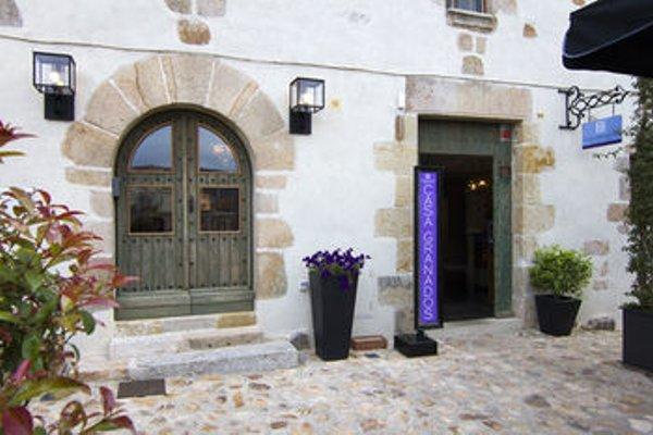 Boutique Hotel Casa Granados - фото 23