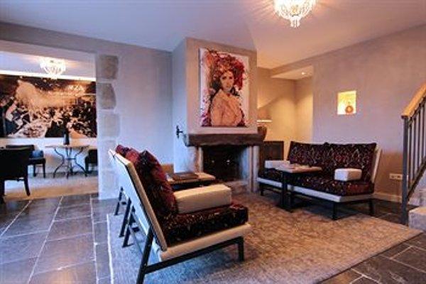 Boutique Hotel Casa Granados - фото 5