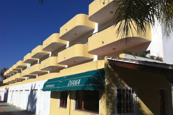Apartamentos Diana - фото 11