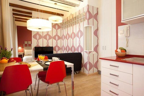 Arts Apartments Baluard - фото 4