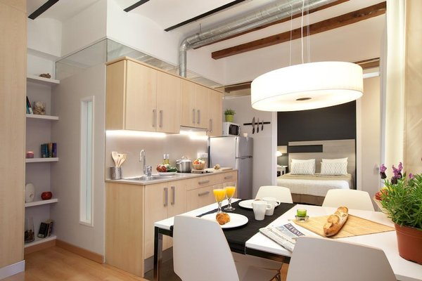 Arts Apartments Baluard - фото 6