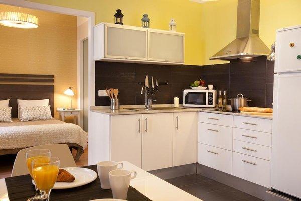 Arts Apartments Baluard - фото 8