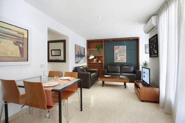 Ainb Diagonal Francesc Macia Apartments - фото 10
