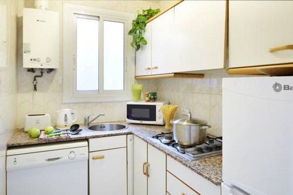 Ainb Diagonal Francesc Macia Apartments - фото 17