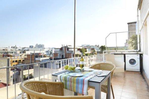 Ainb Diagonal Francesc Macia Apartments - фото 22