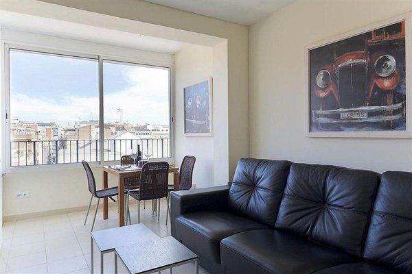 Ainb Diagonal Francesc Macia Apartments - фото 9