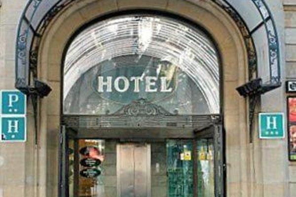 Hotel Toledano Ramblas - фото 13