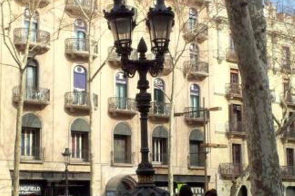 Hotel Toledano Ramblas - фото 19