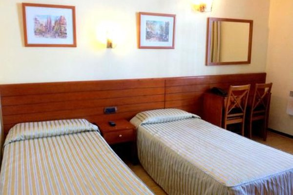 Hotel Toledano Ramblas - фото 3