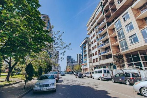 Apartment on Javakhishvili - фото 11