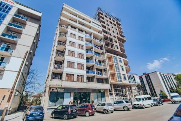Apartment on Javakhishvili - фото 12