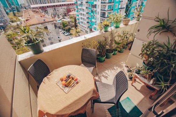 Apartment on Javakhishvili - фото 14