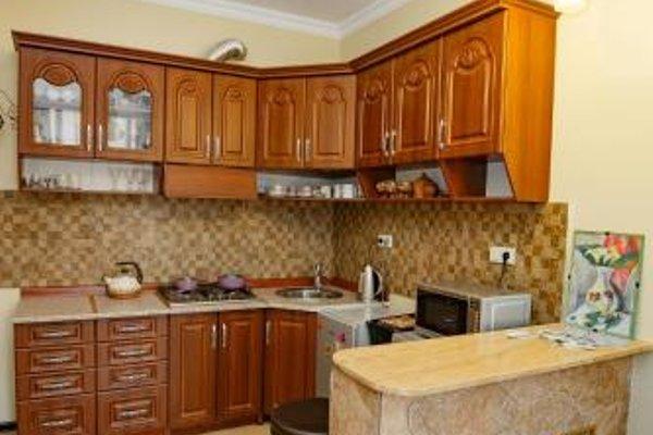 Apartment on Javakhishvili - фото 15