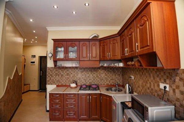 Apartment on Javakhishvili - фото 16
