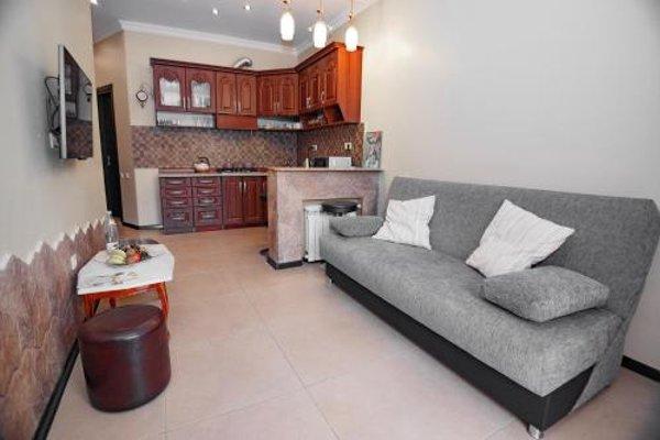 Apartment on Javakhishvili - фото 4