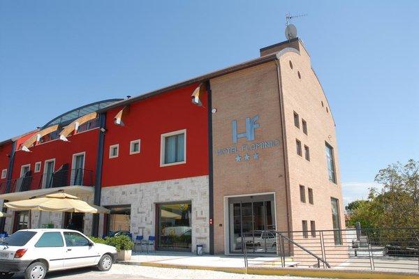 Hotel Flaminio Tavernelle - фото 15