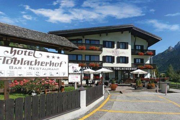 Hotel Toblacherhof - фото 22