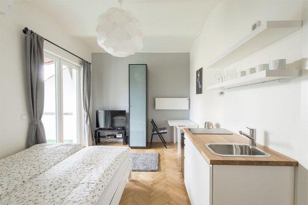 Apartment Parizska 1 - фото 61