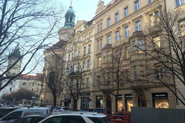 Apartment Parizska 1 - фото 60