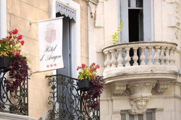 Hotel d'Aragon - фото 50