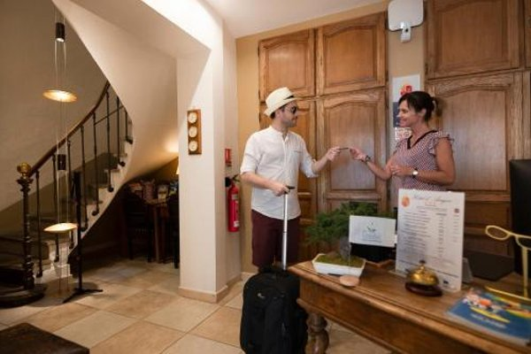 Hotel d'Aragon - фото 15