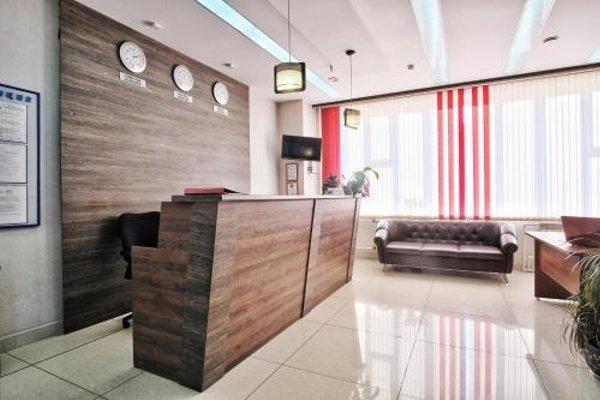 Гостиница Северный Байкал - 8
