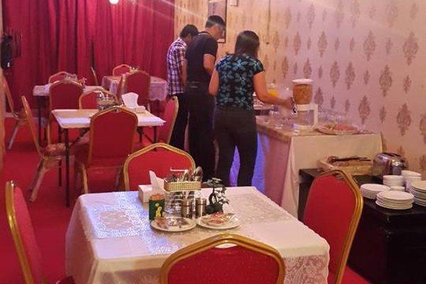 AL Raien Hotel Apartment - фото 15