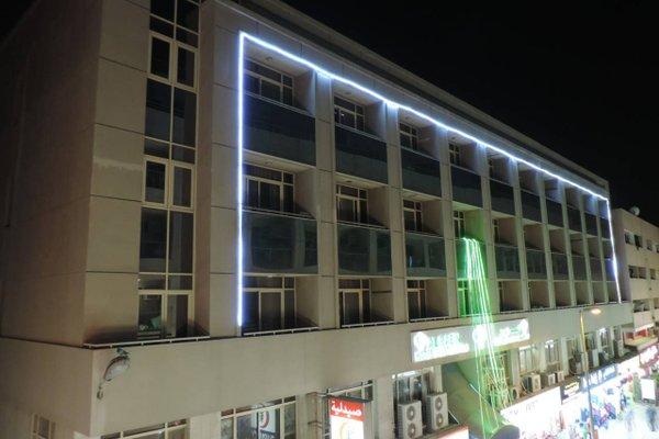 AL Raien Hotel Apartment - фото 23