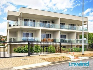 Апартаменты The Block Views Apartments Victor Harbor