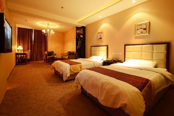 Deyang Liansheng Hotel - фото 14