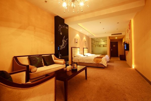 Deyang Liansheng Hotel - фото 4
