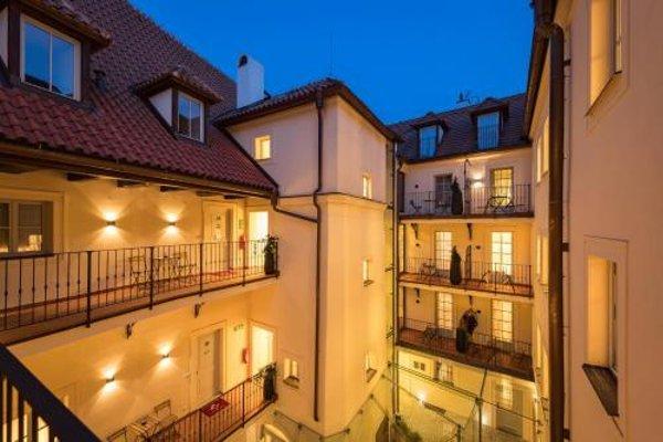 Old Royal Post Apartments - фото 22